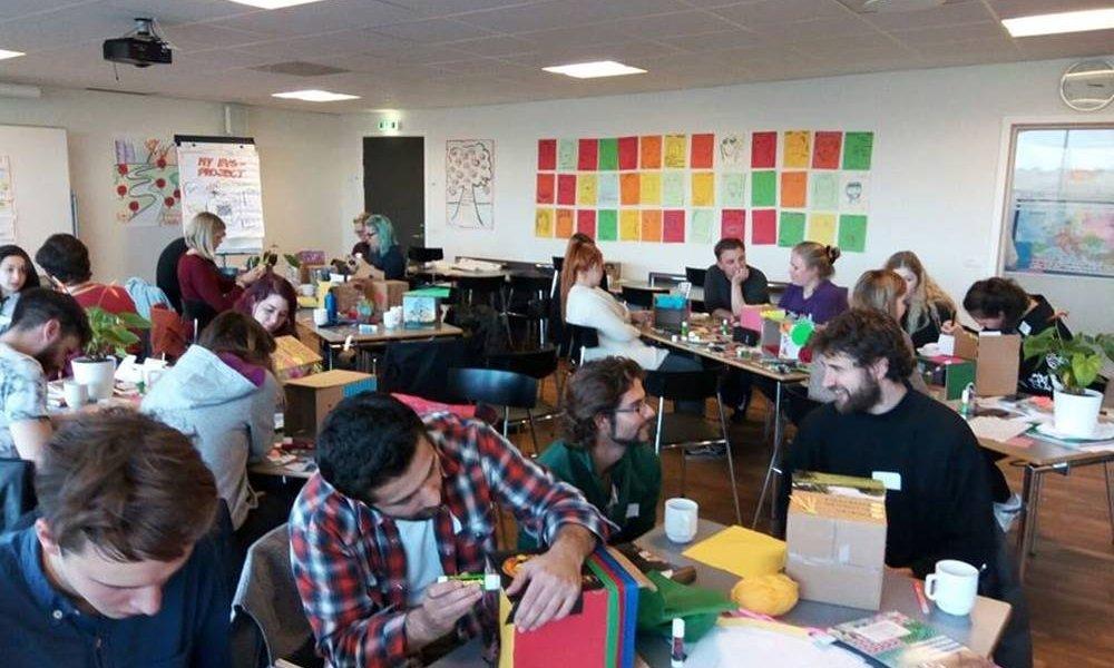 Danimarka 'da AGH Deneyimi – Gönüllümüz Ceren 'in Fotoğrafları